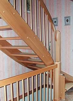 Tischlerei treppenbau